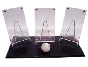 YOUTH SPORT BASEBALL / SOFTBALL TRIPLE DISPLAYS