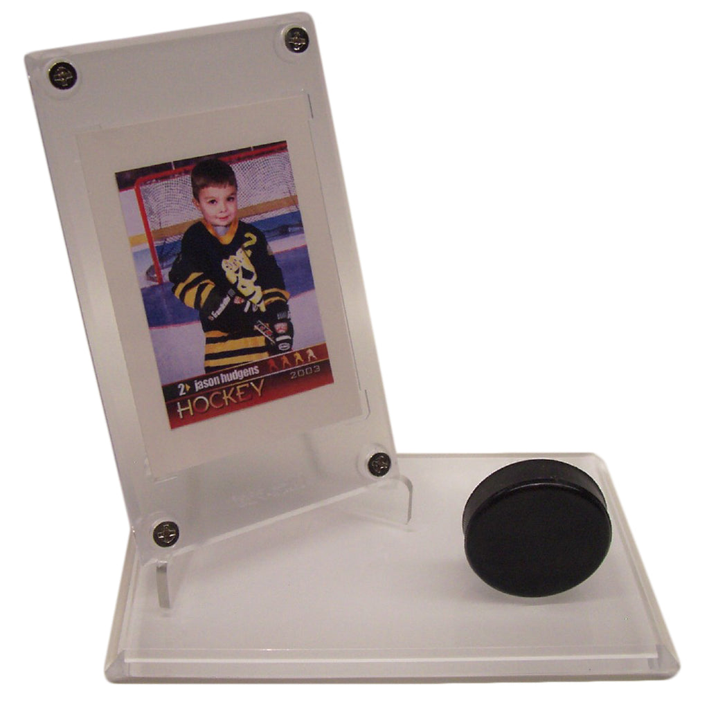 YOUTH SPORT HOCKEY SINGLE DISPLAYS