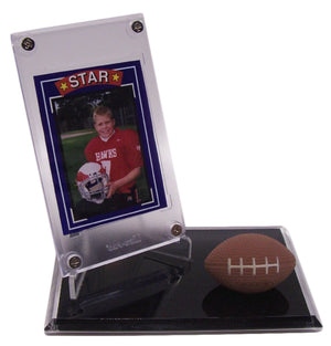 YOUTH SPORT FOOTBALL SINGLE DISPLAYS