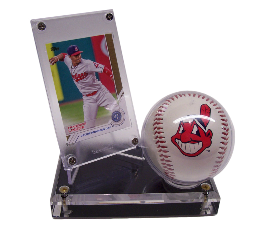 BASEBALL SINGLE DISPLAYS