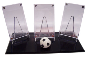 YOUTH SPORT SOCCER TRIPLE DISPLAYS