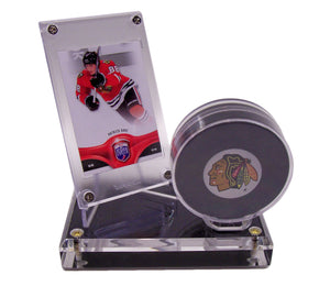 HOCKEY PUCK SINGLE DISPLAYS