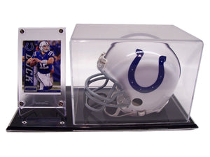 FOOTBALL MINI HELMET DISPLAYS