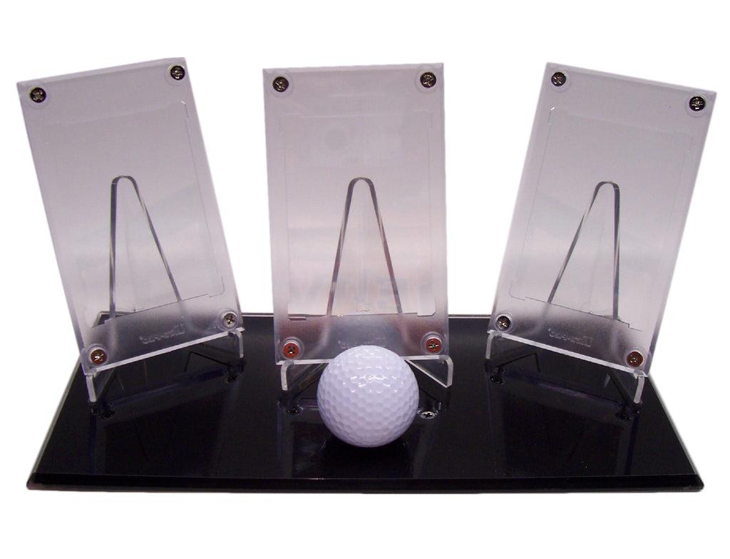 PGA NO CARD TRIPLE DISPLAYS