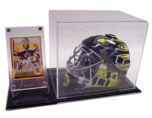 GOALIE MASK MINI MASK DISPLAYS