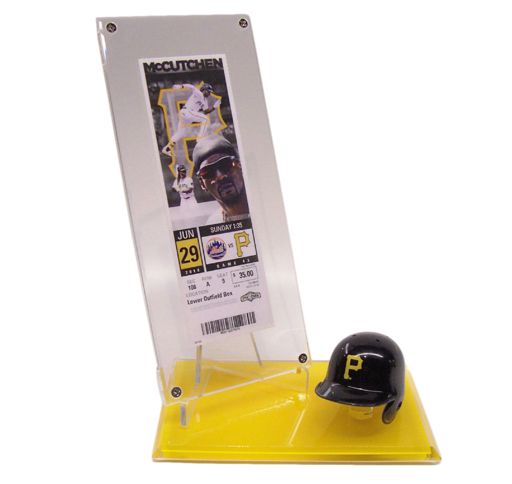 MLB TICKET DISPLAYS