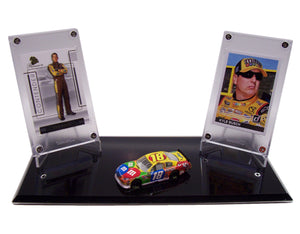 NASCAR DOUBLE DISPLAYS