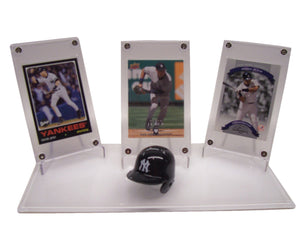MLB TRIPLE DISPLAYS
