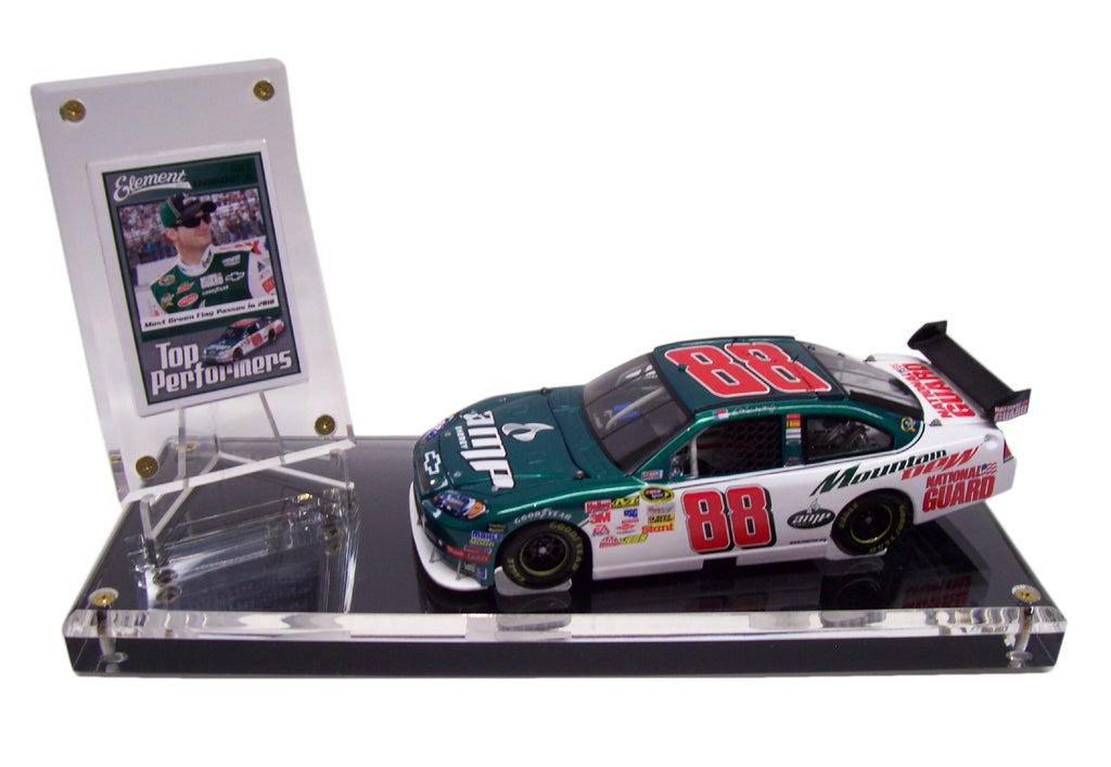 NASCAR 1/24 CAR DISPLAYS
