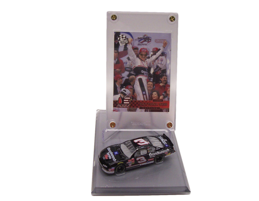NASCAR SINGLE DISPLAYS