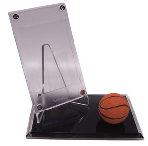 BASKETBALL NO CARD SINGLE DISPLAYS