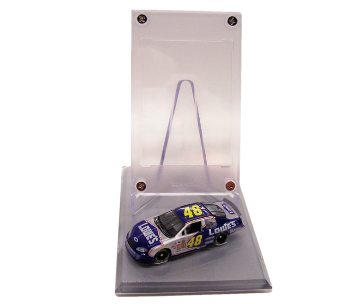 NASCAR NO CARD SINGLE DISPLAYS