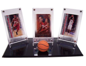 NBA TRIPLE DISPLAYS