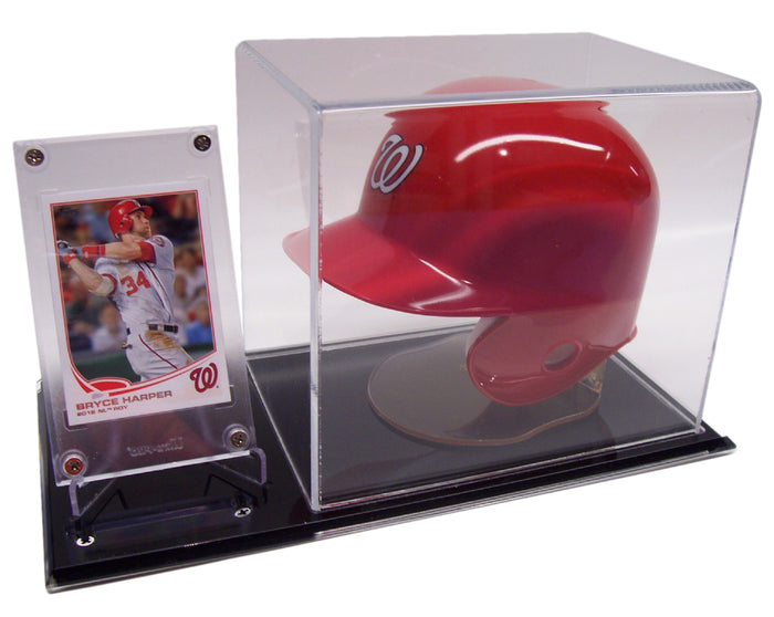BASEBALL MINI HELMET DISPLAYS