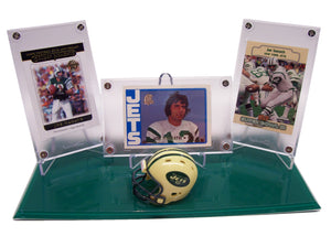 NFL LEGEND & HOF'S TRIPLE DISPLAYS
