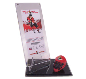 NHL TICKET DISPLAYS