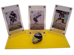 NHL TRIPLE DISPLAYS