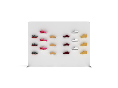 WaveLine Velcro Display Wall