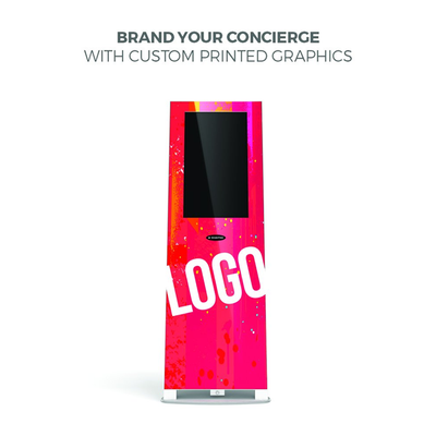 Makitso Concierge Digital Kiosk