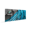 WaveLine 6M Straight Display Wall