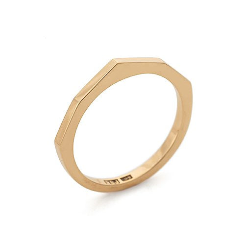 Mountain top ring - Guld
