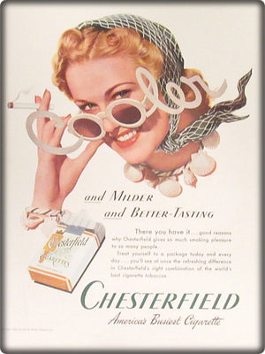 Cigarette & Tobacco Ads For Sale