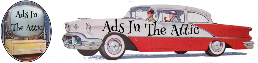 Ads In The Attic