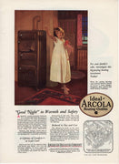 Antique 1921 American Radiator Co Arcola Heating Outfit Ad
