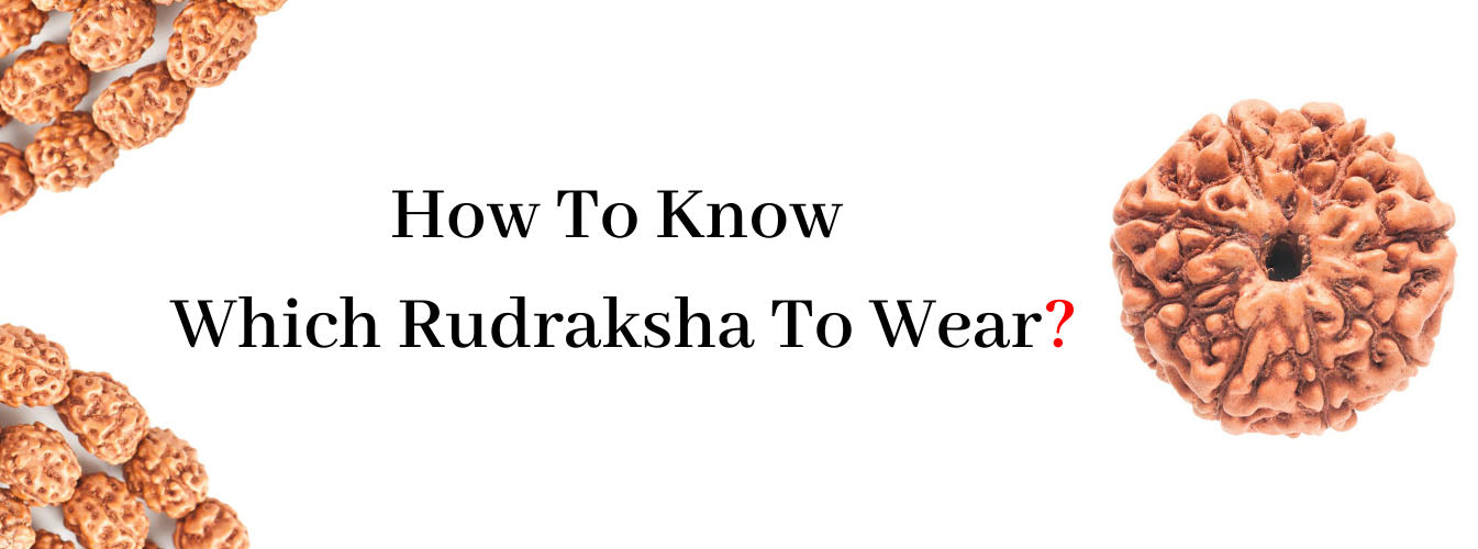 How to Know Which Rudraksha to Wear?