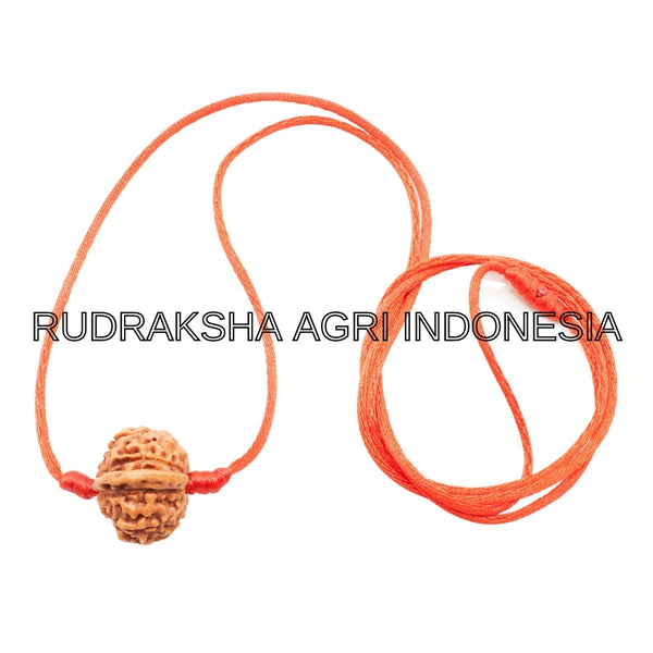 GANESHA RUDRAKSHA RED THREAD