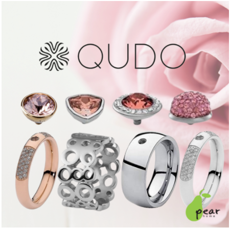 Qudo Interchangeable Rings