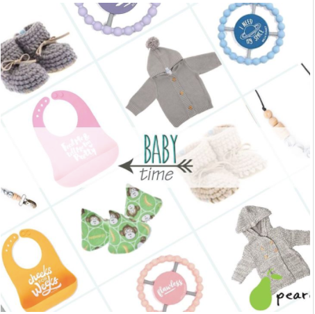 Unique Baby Items