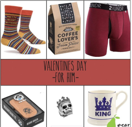 Men's Gift Ideas