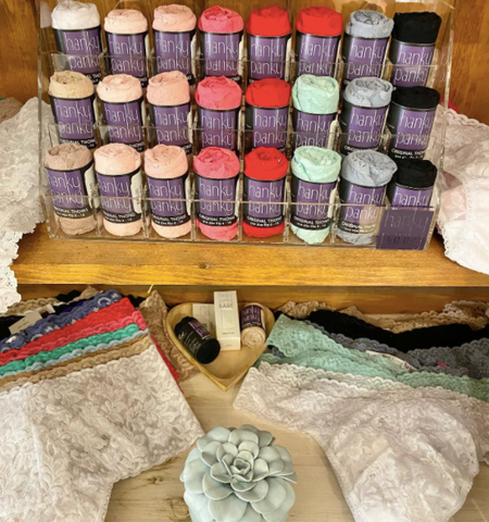 Restocked with Spring Hanky Panky