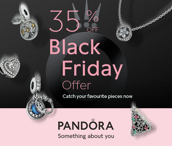 Pandora's Black Friday
