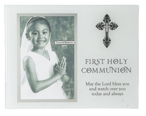 Holy Communion 4x6 Frame