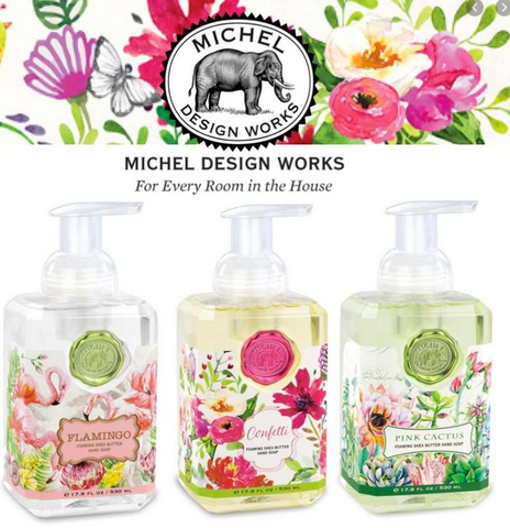 Michel Foamer Soap