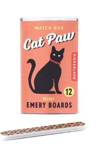 Cat Paw Nail Files