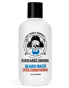 Extra Conditioning Beard Wash by Blue Beard