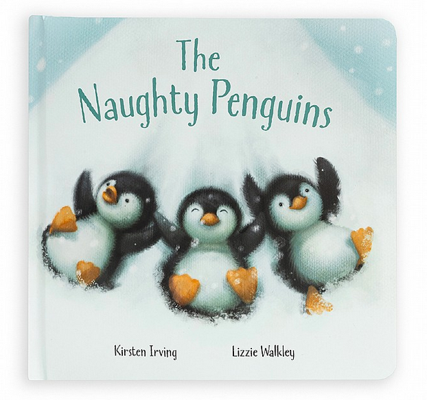 The Naughty Penguin Book
