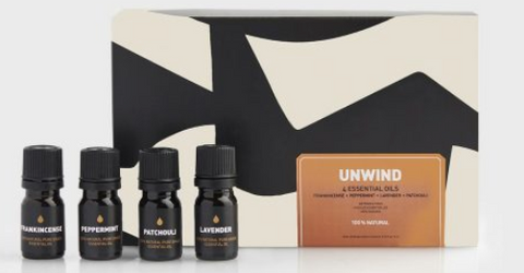 Unwind Essential Oil Set