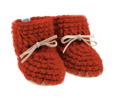 Sweater Moccs