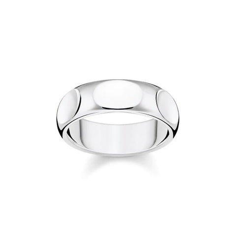 Ring Minimalistic Silver