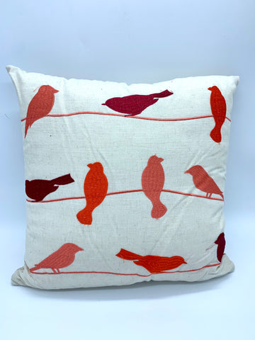 Pillow 14x20 Birdwatchers