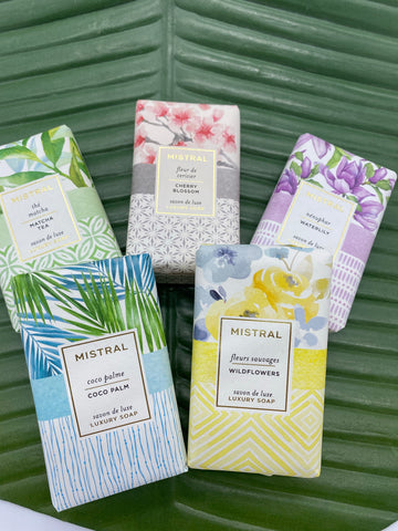 Mistral Small Soap