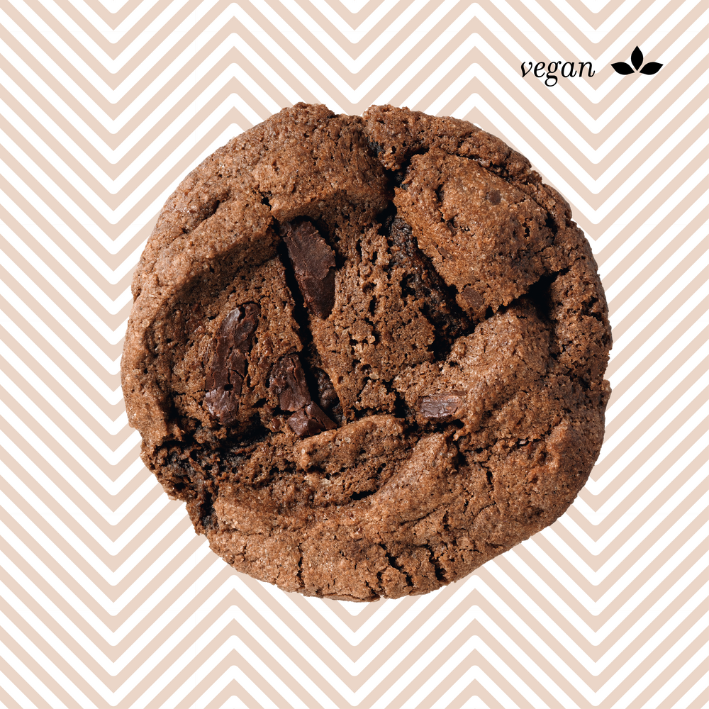 VEGANER BIO COOKIE SCHOKOFLASH | 4 Stk.