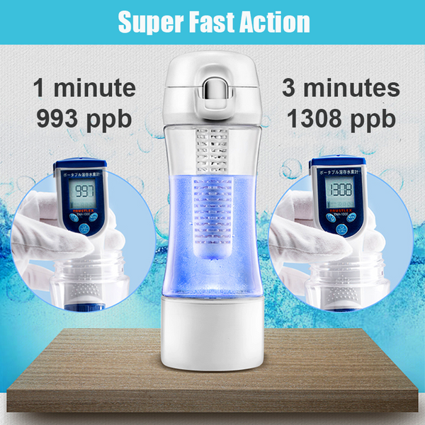 Super Sports PP hydrogen water bottle
