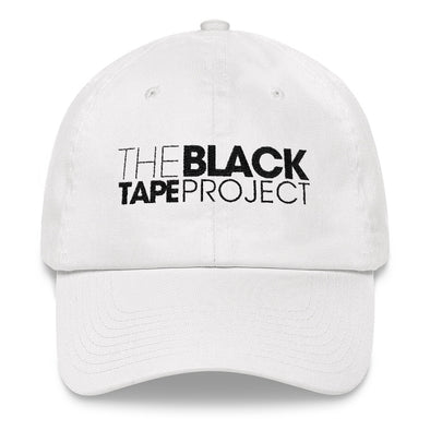 White Black Tape Project Dad Hat - The Black Tape Project