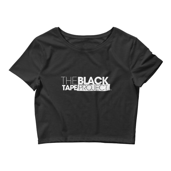 Women's Black Tape Project Crop Top T-Shirt - The Black Tape Project