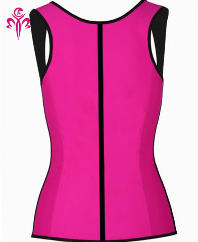 Weight Loss Underbust Tummy Girdle Shaper Control Cincher Full Body Latex Trimmer Slimming Corset Vest Waist Trainer